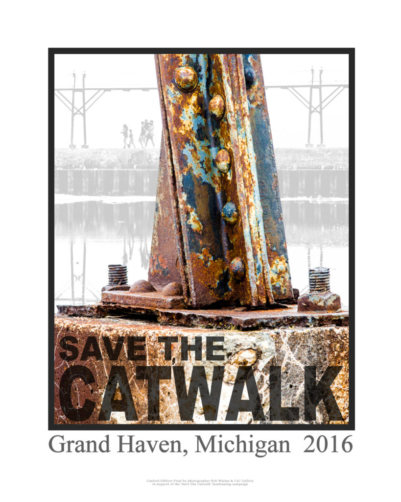 save the catwalk fundraiser