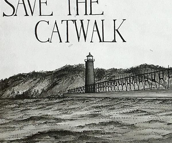 Eileen Carmolli Save the Catwalk