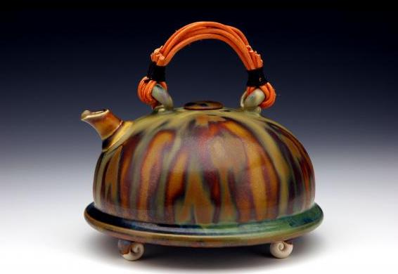Fong Choo tiny teapot