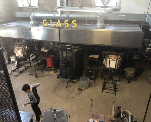 Eli Zilke Glass Blowing Studio