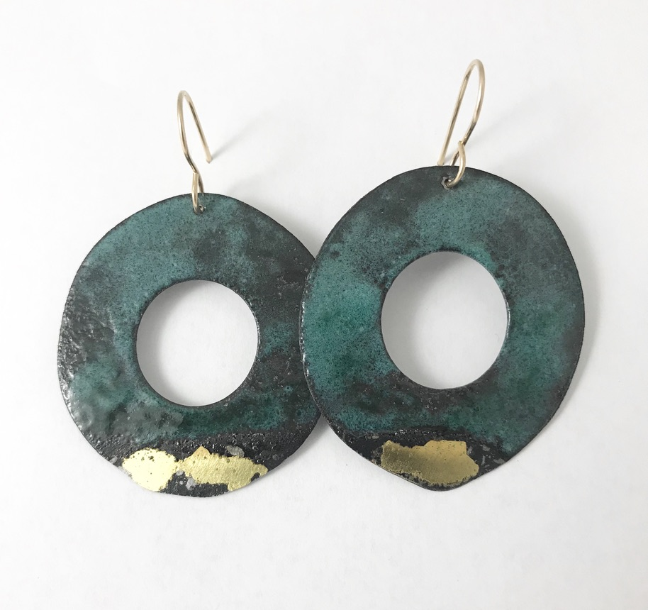 enameled steel hoops