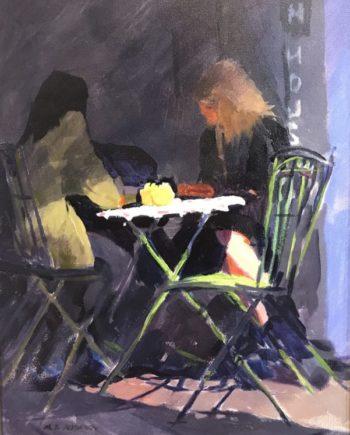 Lunch Light by Mark Mehaffey