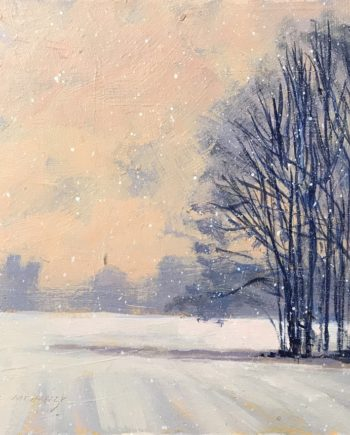 Winter - by Mark Mehaffey