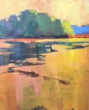 Wetlands by Mark E Mehaffey