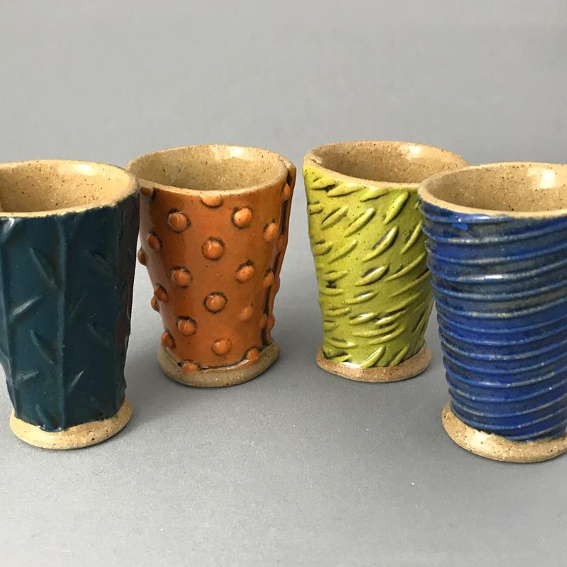 Handmade Shot Glasses