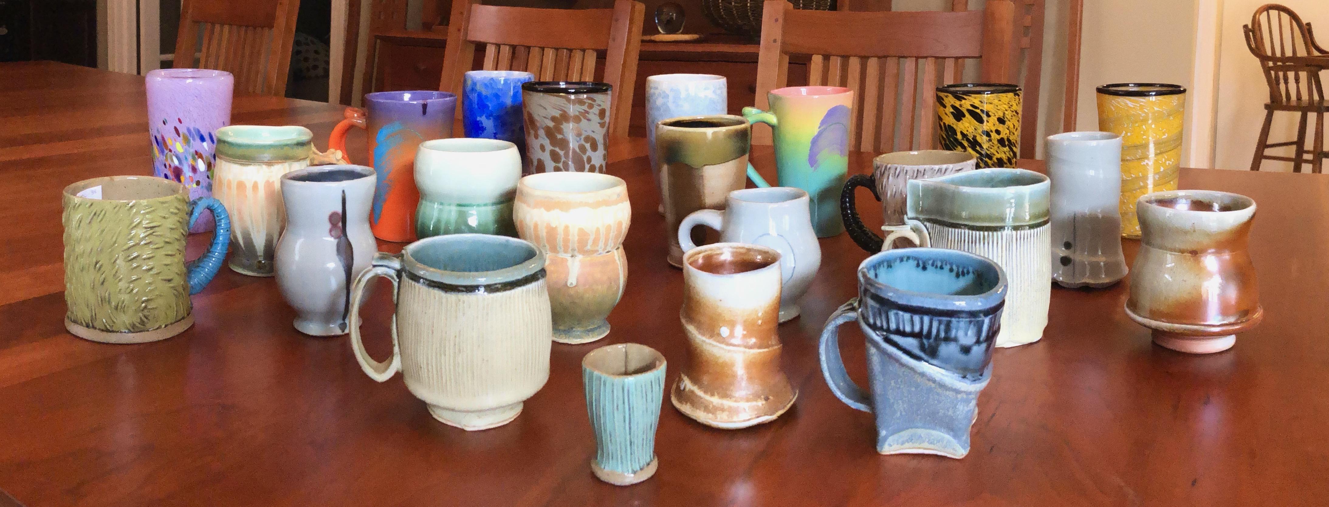mugs mugs and more mugs