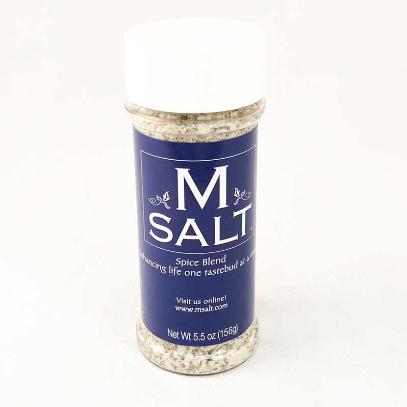 M Salt is a West Michigan salt alternative.