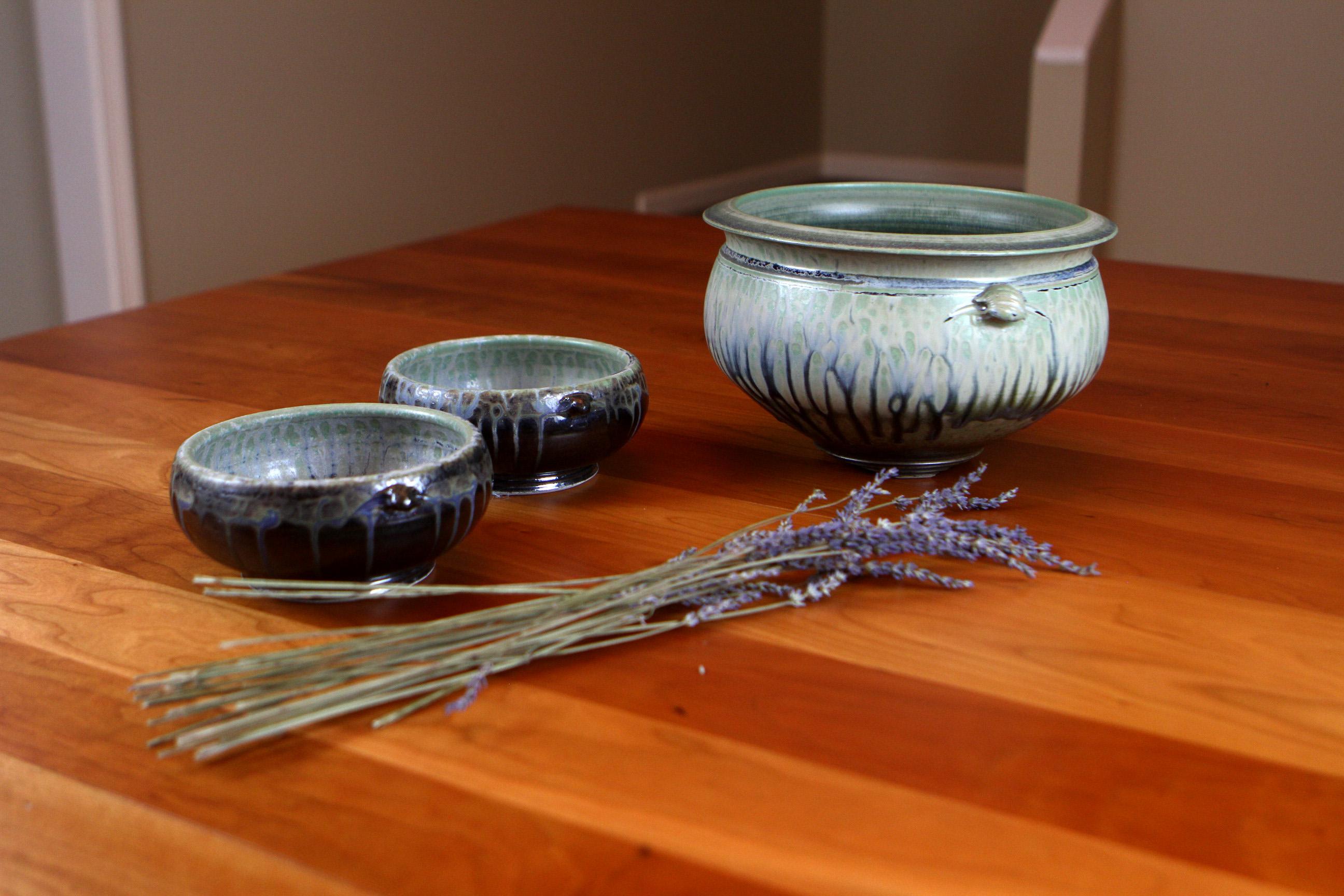 Richard aerni pottery